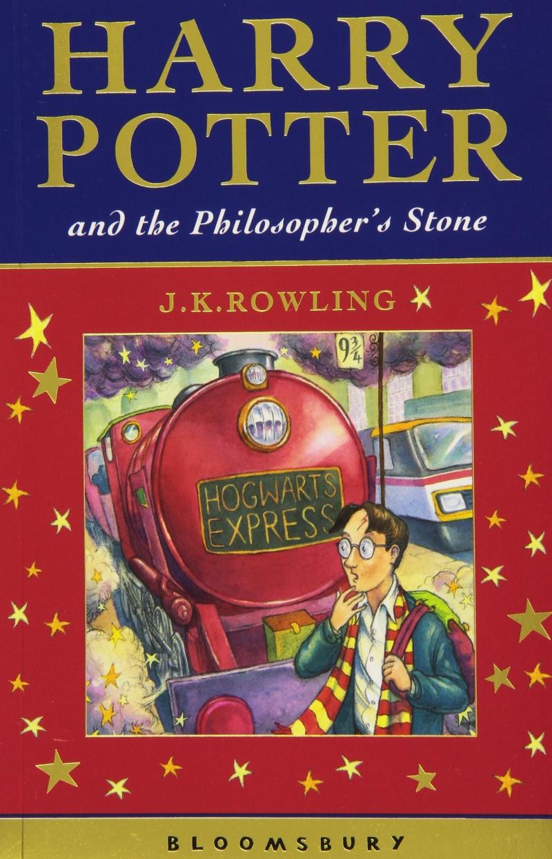 Harry Potter and the Philosopher's Stone (Harry Porter và hòn đá phù thủy)