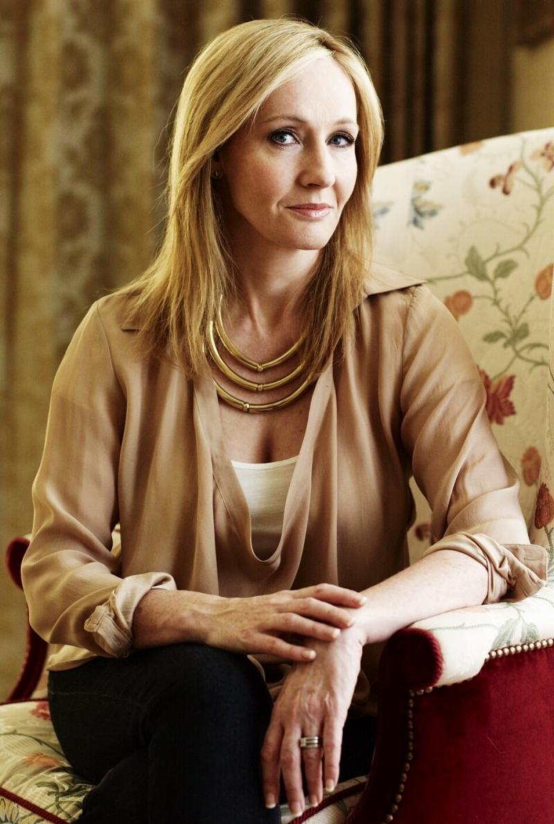 Nhà văn J. K. Rowling