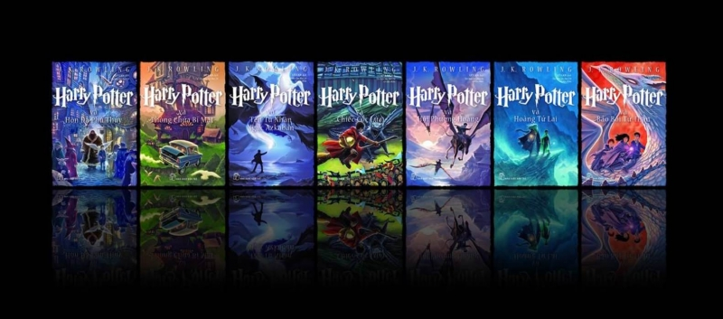 Harry Potter - J.K Rowling