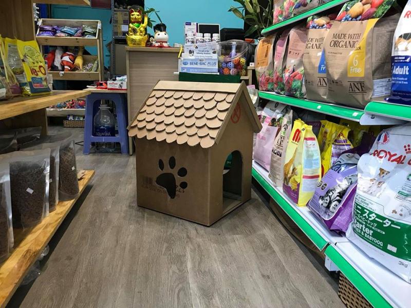 Đồ dùng, phụ kiện tại Haruko Pet Shop