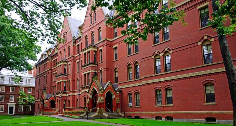 Harvard là ngôi trường đáng mơ ước của biết bao sinh viên.