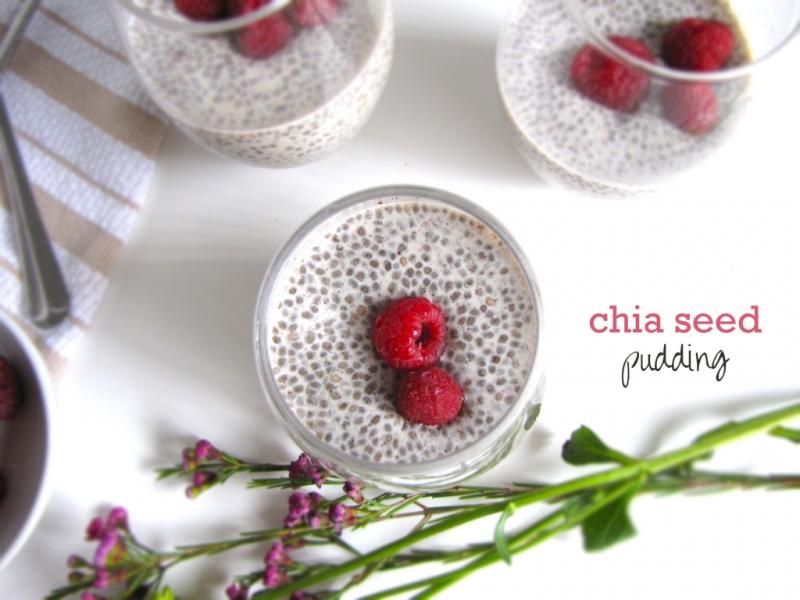 Hạt Chia giúp bổ sung vitamin và khoáng chất