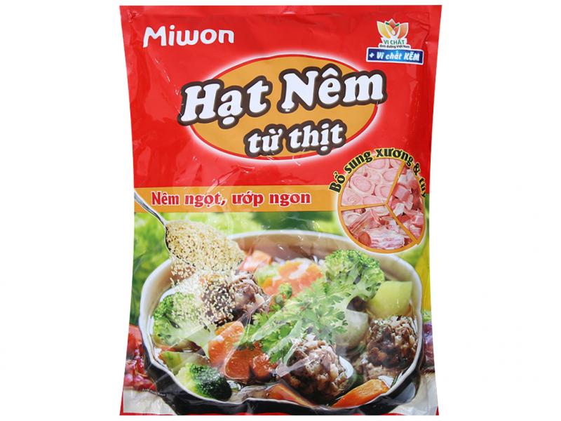 Hạt nêm từ thịt Miwon
