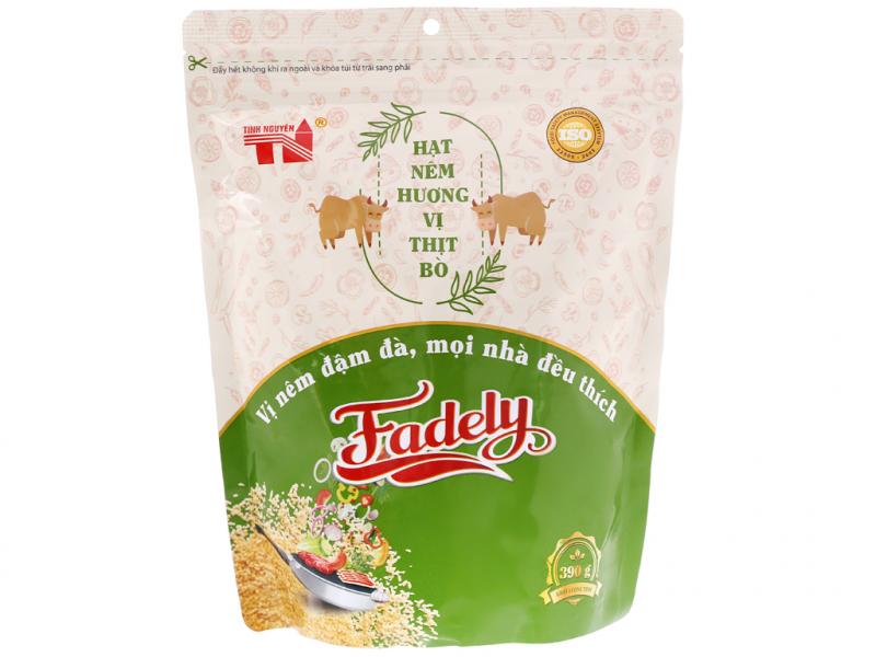 Hạt nêm vị thịt bò Tinh Nguyên Fadely