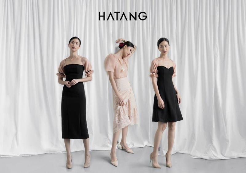 Shop thời trang của Tăng Thanh Hà chủ yếu là những thiết kế đơn giản, dành cho những quý cô hoặc các nàng công sở