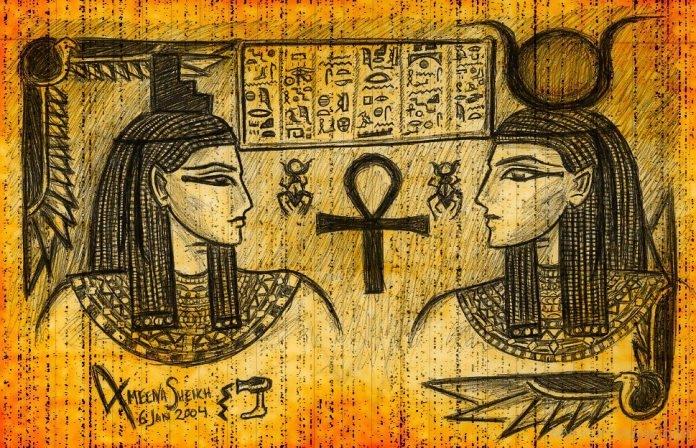 Hathor - Thần của tình mẫu tử