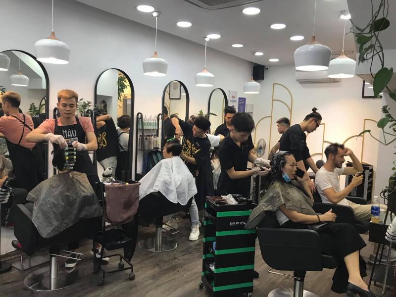 Hậu hair Salon