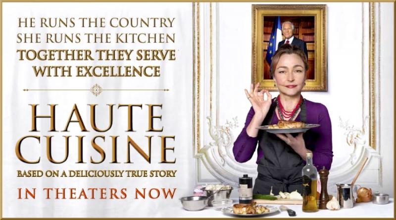 Kết quả hình ảnh cho phim Haute Cuisine – 2012