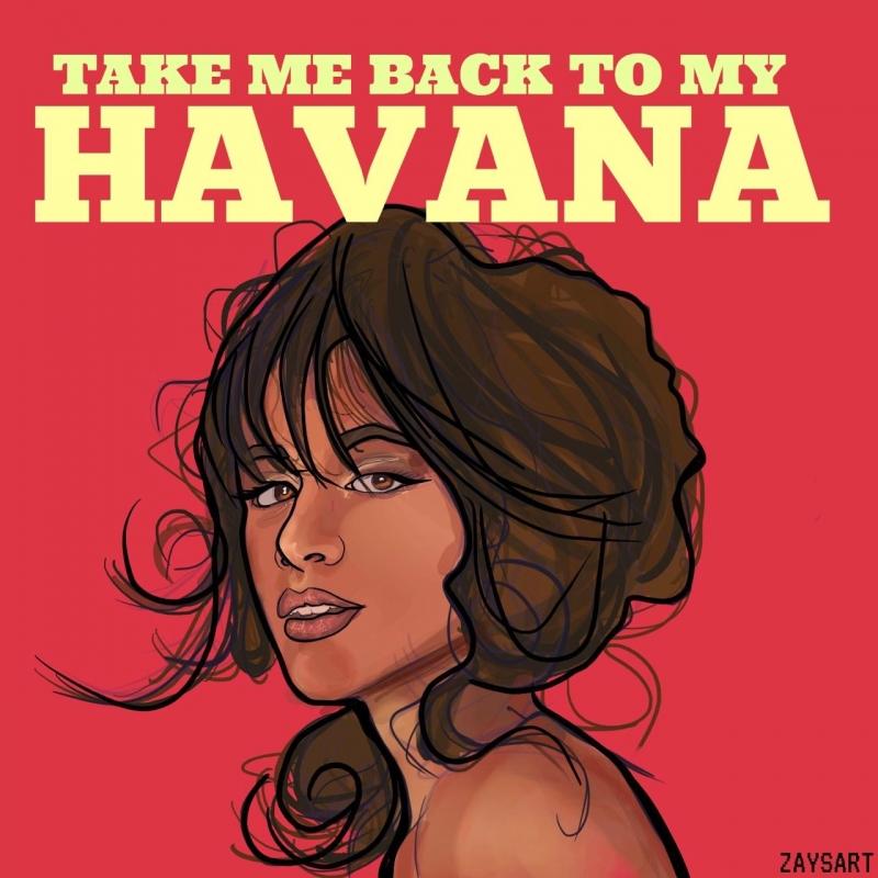 Havana - Camila Cabello, Young Thug.