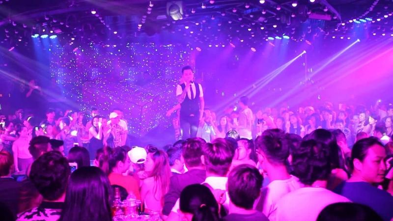 Một đêm sôi động ở Havana club