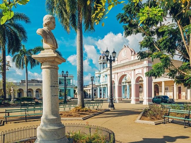 Viện bảo tàng tại Havana, Cuba