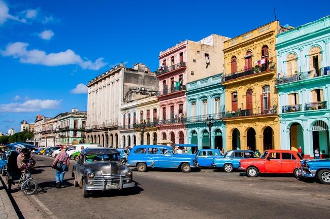 Khung cảnh tại Havana