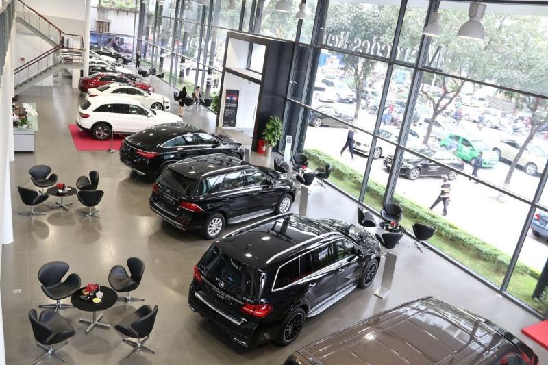 Haxaco Hà Nội - Nhà phân phối Mercedes-Benz hàng đầu Việt Nam.