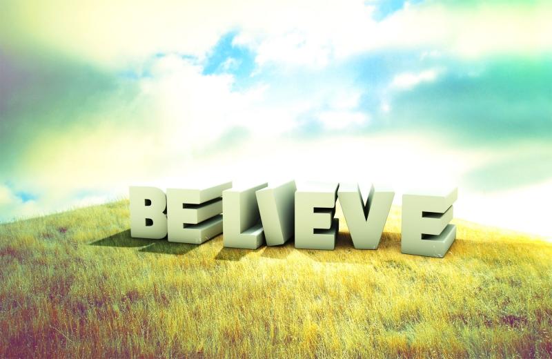 Tin tưởng vào sự quyết định của chính bản thân