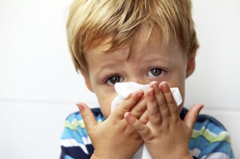 Kháng sinh làm mất hết kháng thể của bé
