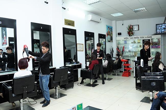 Hãy trung thành có 1 thợ làm tóc hay một salon tóc quen thuộc