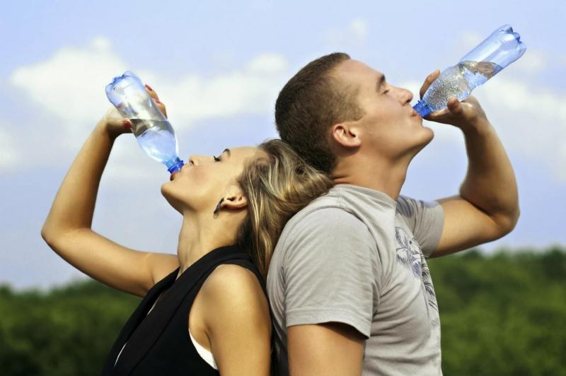 Nước giúp cho bạn có nguồn năng lượng hoàn hảo