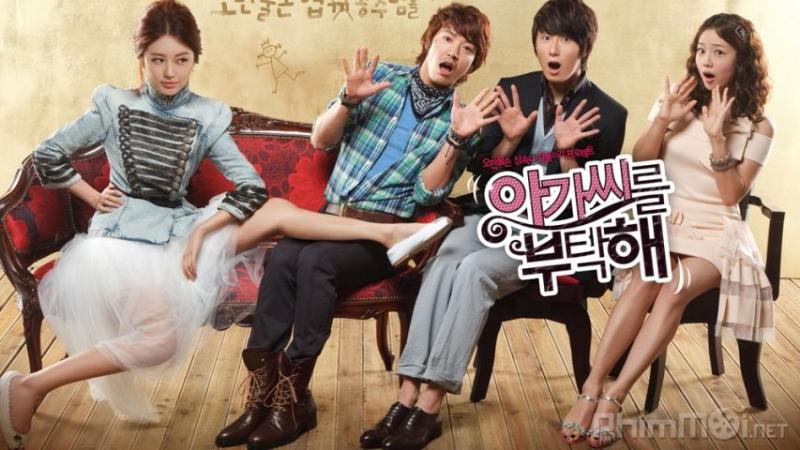 Top 17 bộ phim hay nhất của diễn viên Park Shin Hye, Hàn Quốc mới nhất 7