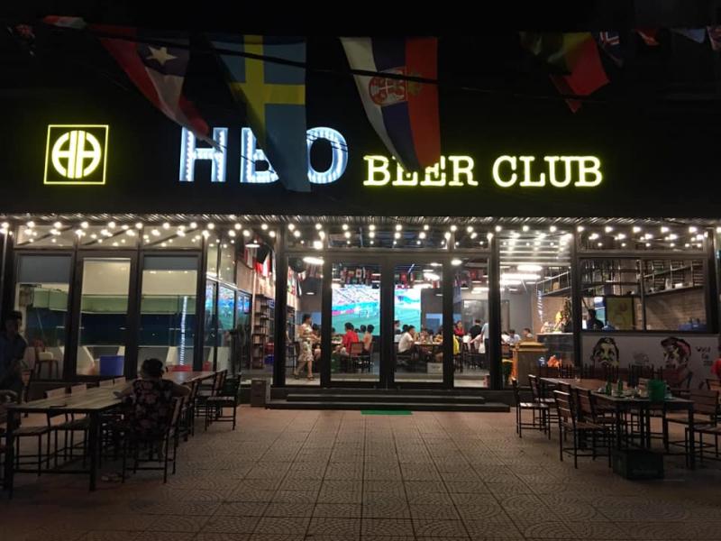 HBO beer club