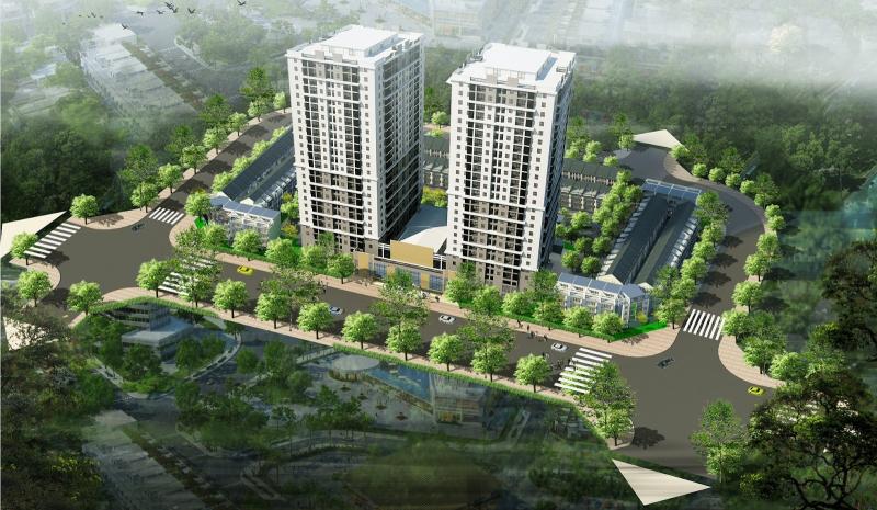 HC Golden City Bồ Đề, Long Biên