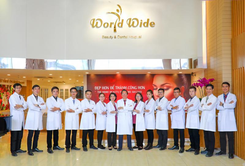 Bệnh viện phẫu thuật thẩm mỹ - Răng hàm mặt Worldwide.