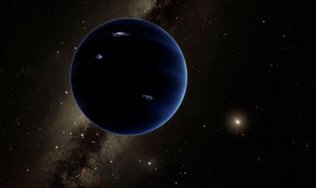 Hành tinh có thể là hành tinh thứ 9 trong Hệ Mặt Trời