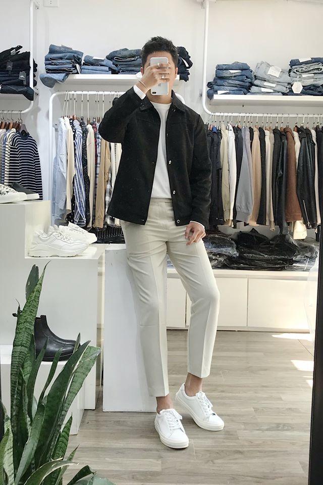 H.E Menswear shop