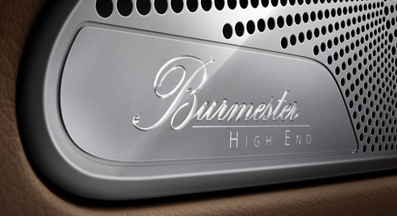 Hệ thống âm thanh Burmester cao cấp cho xe Mercedes S-Class: 6.400 USD