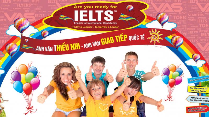 Hệ thống Anh ngữ Quốc tế Việt - Úc - VAS