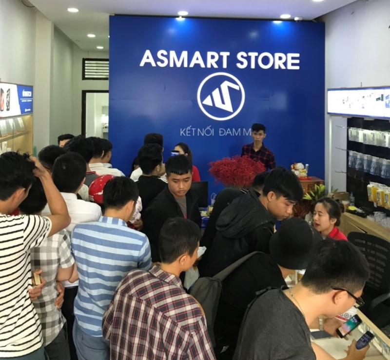 Hệ thống bán lẻ smartphone Asmart