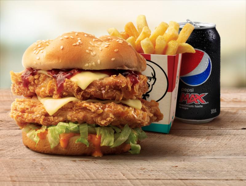 Hamburger KFC