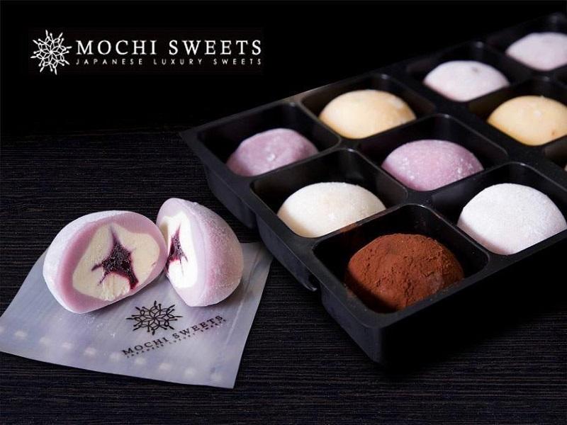 Thương hiệu Mochi Sweets