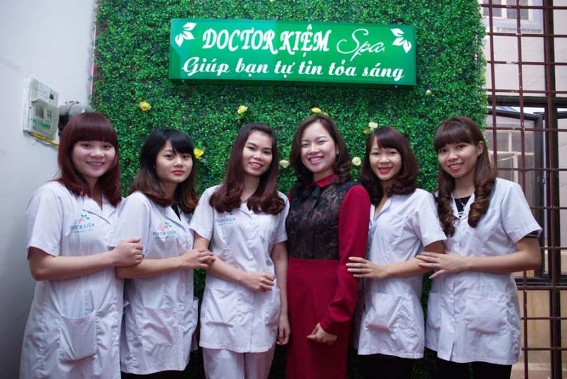 Học viên của Doctor Kiệm spa