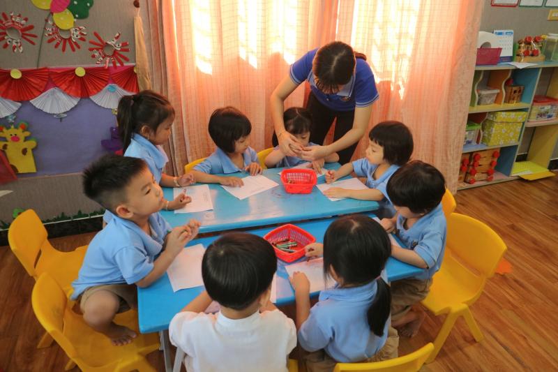 Hệ thống giáo dục Thái Bình Dương - Trường Mầm non Thái Bình Dương