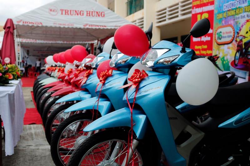 Top 6 Cửa hàng bán xe máy uy tín nhất TP. Quy Nhơn, Bình Định