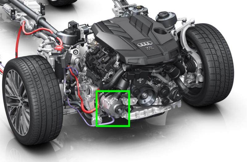 Hệ thống hybrid phụ Mild Hybrid