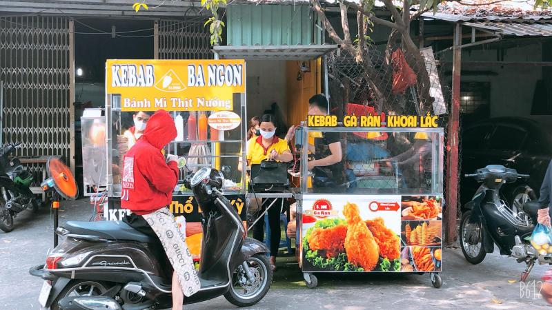 Hệ thống Kebab Ba Ngon