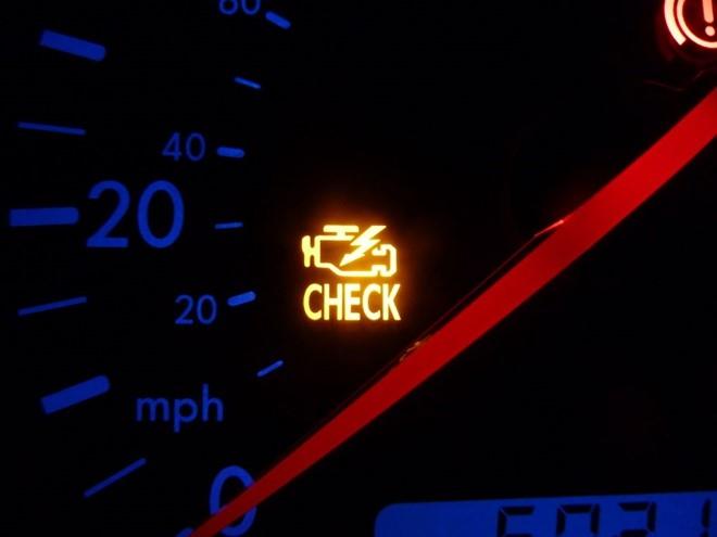 Hệ thống kiểm tra trên xe