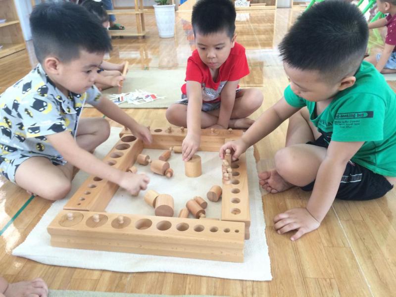 Hệ thống mầm non Montessori Fairy House – Tam Trinh – Quận Hoàng Mai