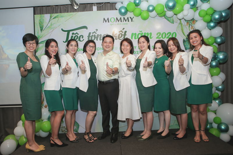 Hệ thống Mommy Spa & Skin Care