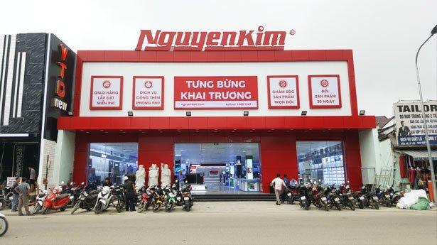 Hệ Thống Nguyễn Kim