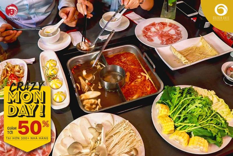 Hệ thống nhà hàng lẩu Hutong