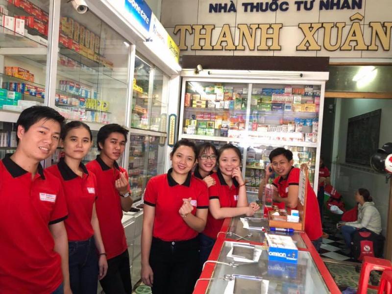 Hệ thống nhà thuốc Thanh Xuân