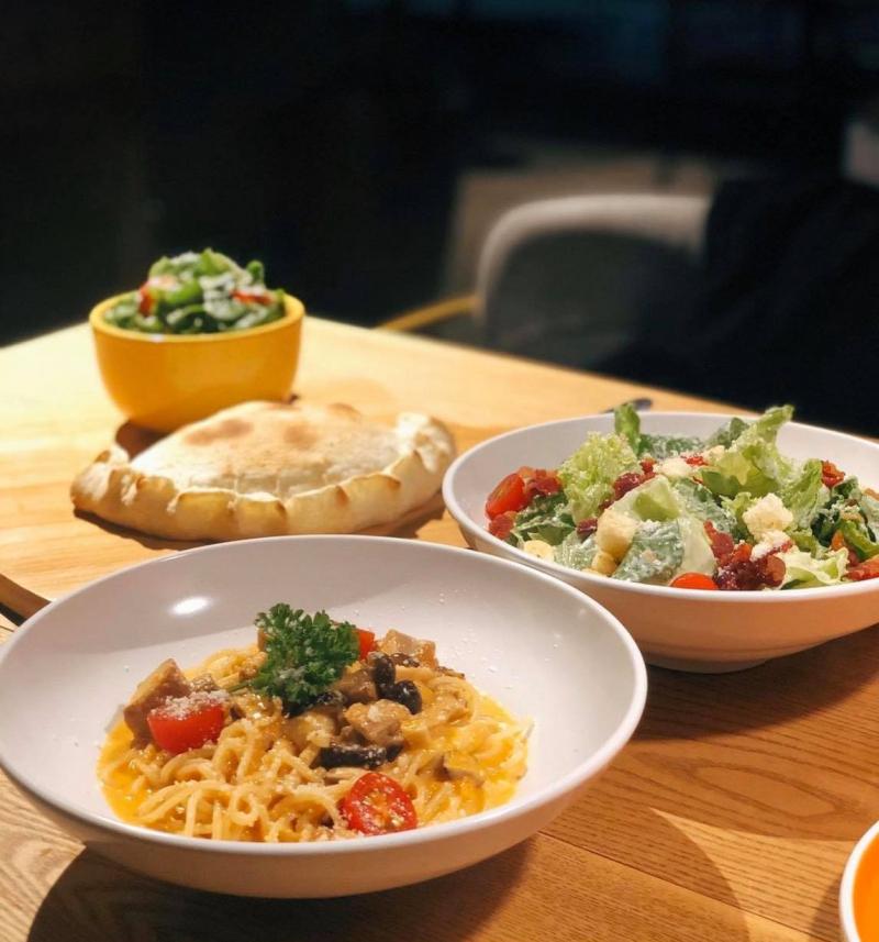 Pasta mang hương vị hoàn hảo và phù hợp với người Việt