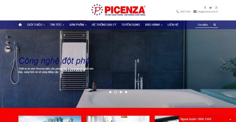 Hệ thống phân phối Picenza chính hãng