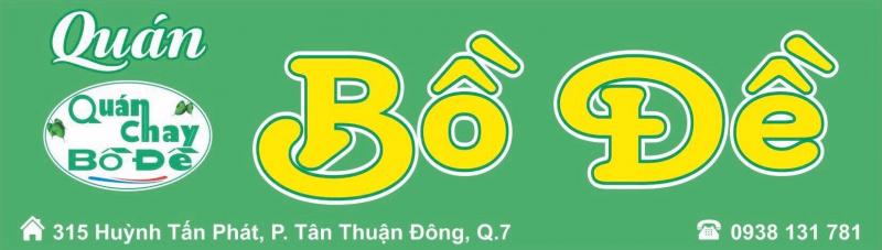 Địa chỉ chính của quán chay Bồ Đề tại quận 7, Bồ Đề là quán chay lâu năm tại Sài Gòn, quán tập trung nhất cho sức khỏe người ăn chay nhưng giá cả cực kỳ bình dân nhé!