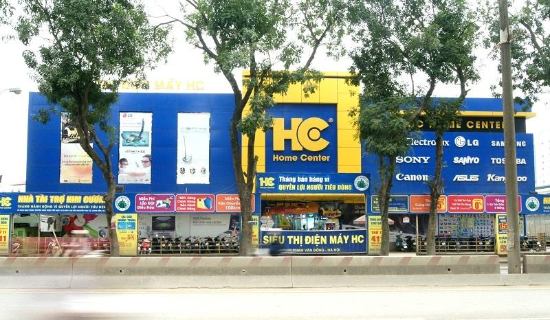 Siêu thị HC tại 36 Phạm Văn Đồng