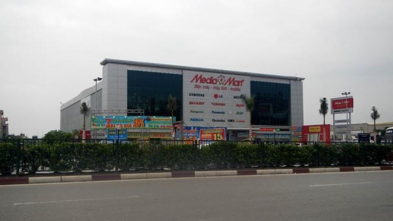 Media Mart Long Biên