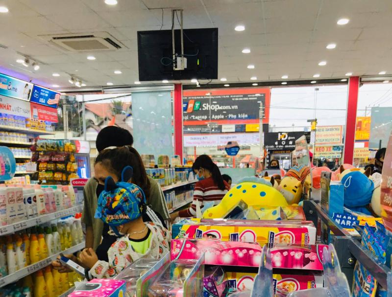 Hệ thống siêu thị mẹ bầu và em bé concung.com