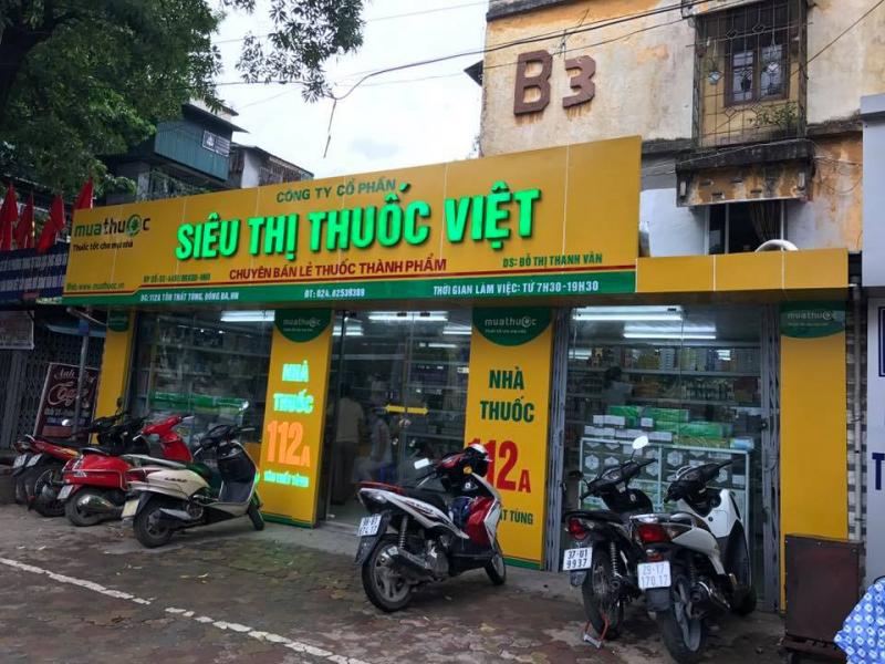 Siêu thị thuốc Việt